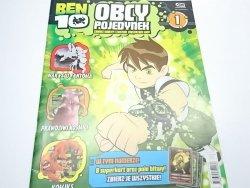 BEN 10 NR 1/2010 OBCY POJEDYNEK