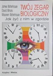TWOJ ZEGAR BIOLOGICZNY - James Waterhouse 1993
