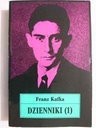 DZIENNIKI 1910-1923 CZĘŚĆ I - Franz Kafka 1993