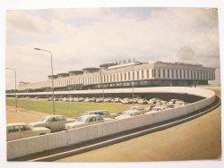 LENINGRAD. THE PULKOVO AIRPORT 1973