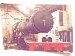 Zdjęcie parowóz - picture locomotive 007