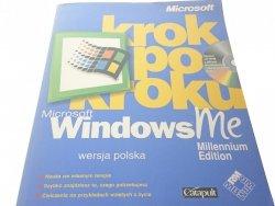 MICROSOFT WINDOWS ME. KROK PO KROKU (2000)