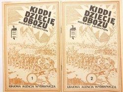 KIDDI DZIECIĘ OBOZU CZĘŚĆ 1 i 2 - Robert Leighton 1984