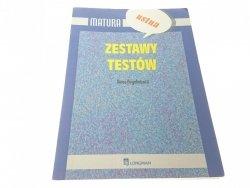 MATURA USTNA. ZESTAWY TESTÓW - Bogobowicz 1999