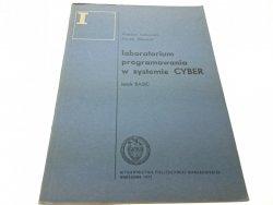 LABORATORIUM PROGRAMOWANIA W SYSTEMIE CYBER (1977)
