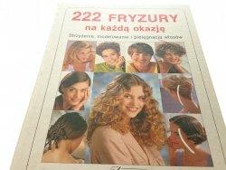 222 FRYZURY NA KAŻDĄ OKAZJĘ 1993