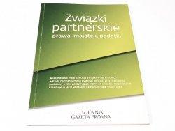 ZWIĄZKI PARTNERSKIE. PRAWA, MAJĄTEK, PODATKI 2014