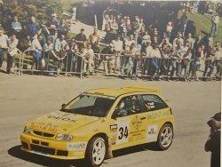 RAJD WRC 2005 ZDJĘCIE NUMER #006 SEAT IBIZA