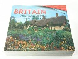 BRITAIN. LANDMARKS LANDSCAPES AND HIDDEN TREASURES