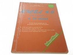 EXCEL 4.0 FOR WINDOWS W 10 MINUT - Miller (1992)