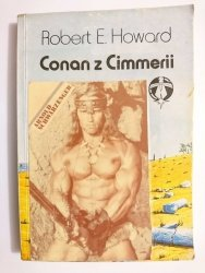 CONAN Z CIMMERII - Robert E. Howard 1988