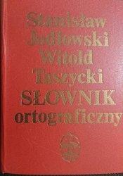 SŁOWNIK ORTOGRAFICZNY - Stanisław Jodłowski 1980