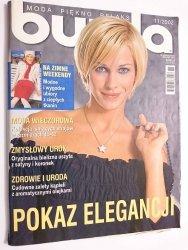 BURDA NR 11/2002 POKAZ ELEGANCJI