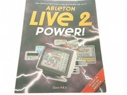 ABLETON LIVE 2 POWER! - Dave Hill Jr. 2003