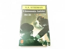 L'ASSASSIN HABITE AU 21 - S. A. Steeman