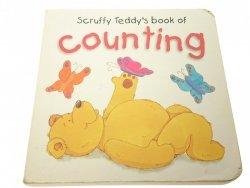 SCRUFFY TEDDY'S BOOK OF COUNTING 1999