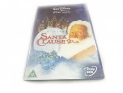 SANTA CLAUSE 2 - TIM ALLEN DVD