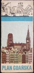 PLAN GDAŃSKA 1969
