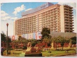 LE CAIRE – HOTEL EL-NIL HILTON. CAIRO – NILE HILTON HOTEL