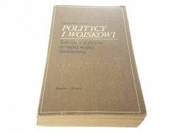 POLITYCY I WOJSKOWI - TADEUSZ RAWSKI