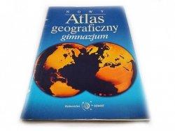 NOWY ATLAS GEOGRAFICZNY GIMNAZJUM 2002