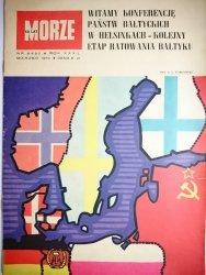 MORZE NR 3/520 ROK XXX/L MARZEC 1974