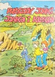 PRZYGODY JONKI, JONKA I KLEKSA CZĘŚĆ 2 - Szarlota Paweł 1988