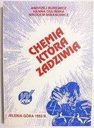 CHEMIA KTÓRA ZADZIWIA - Andrzej Burewicz 1993