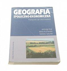 GEOGRAFIA. SPOŁECZNO-EKONOMICZNA - Kop (2000)