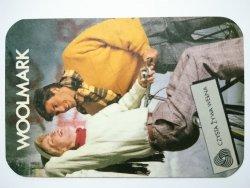 WOOLMARK. KALENDARZYK 1987