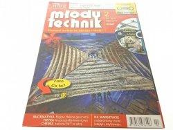MŁODY TECHNIK 2 LUTY 2010 + PŁYTA CD