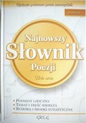 SŁOWNIK POEZJI - Barbara Włodarczyk 2004