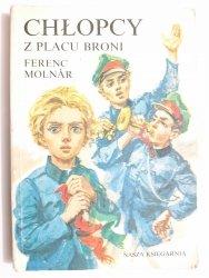 CHŁOPCY Z PLACU BRONI - Ferenc Molnar 1989