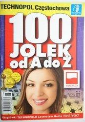 100 JOLEK OD A DO Ż NR 6 CZERWIEC 2018