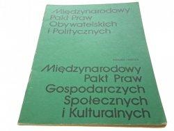 MIĘDZYNARODOWY PAKT PRAW OBYWATELSKICH (1980)