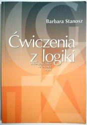 ĆWICZENIA Z LOGIKI - Barbara Stanosz 1998