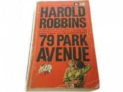 79 PARK AVENUE - Harold Robbins 1962