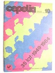 CEPELIA MIESIĘCZNIK ROK II PAŹDZIERNIK 1984 NR 10 (22)