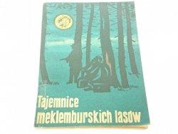 ŻÓŁTY TYGRYS: TAJEMNICE MEKLEMBURSKICH LASÓW 1970