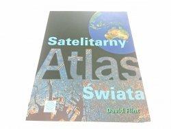 SATELITARNY ATLAS ŚWIATA - David Flint 1997