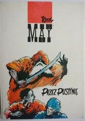 PRZEZ PUSTYNIĘ - Karol May 1990