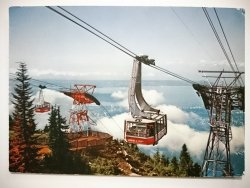 GROUSE MOUNTAIN. NORTH VANCOUVER B. C. CANADA