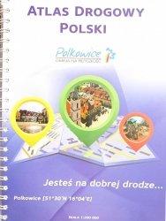 ATLAS DROGOWY POLSKI 2016 1: 200 000