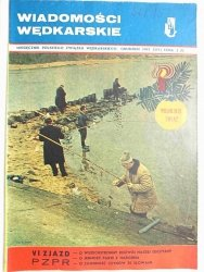 WIADOMOŚCI WĘDKARSKIE GRUDZIEŃ 1971 (271)