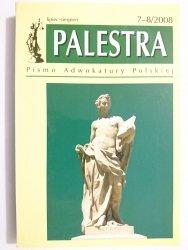 PALESTRA NR 7-8/2008 LIPIEC-SIERPIEŃ 2008