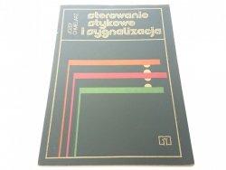 STEROWANIE STYKOWE I SYGNALIZACJA - Chmielarz 1976
