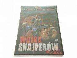 WOJNA SNAJPERÓW. FILM DVD