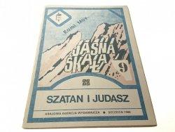 SZATAN I JUDASZ 9 JASNA SKAŁA - Karol May (1986)