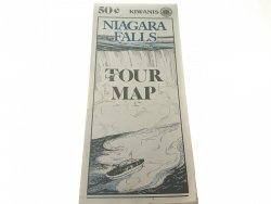 NIAGARA FALLS TOUR MAP