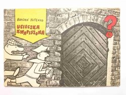 UCIECZKA KWAPISZONA - Bohdan Butenko 1976